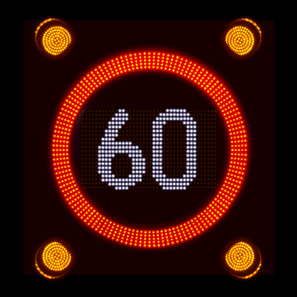60 speed limit